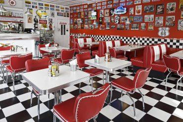 Arredo Vintage: L\'Arredo American Style per Case e Locali