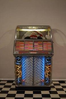 Jukebox Wurlitzer 1700