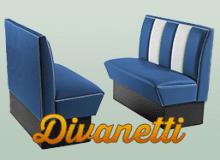 Divanetti Vintage