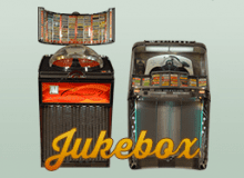 Jukebox Vintage Americani