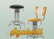 Sgabelli Vintage