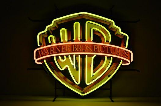 Insegna al Neon Warner Bros