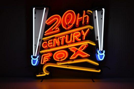Insegna al Neon 20th Century Fox