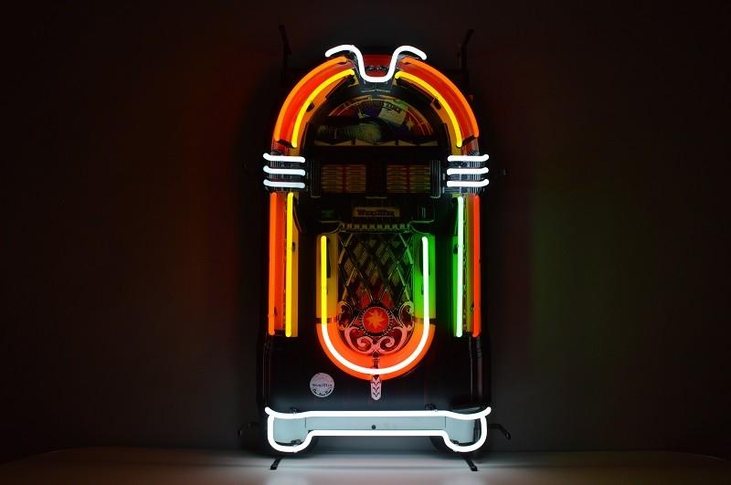 Insegna al Neon Wurlitzer 1015