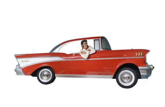 Elvis Presley Chevy 57