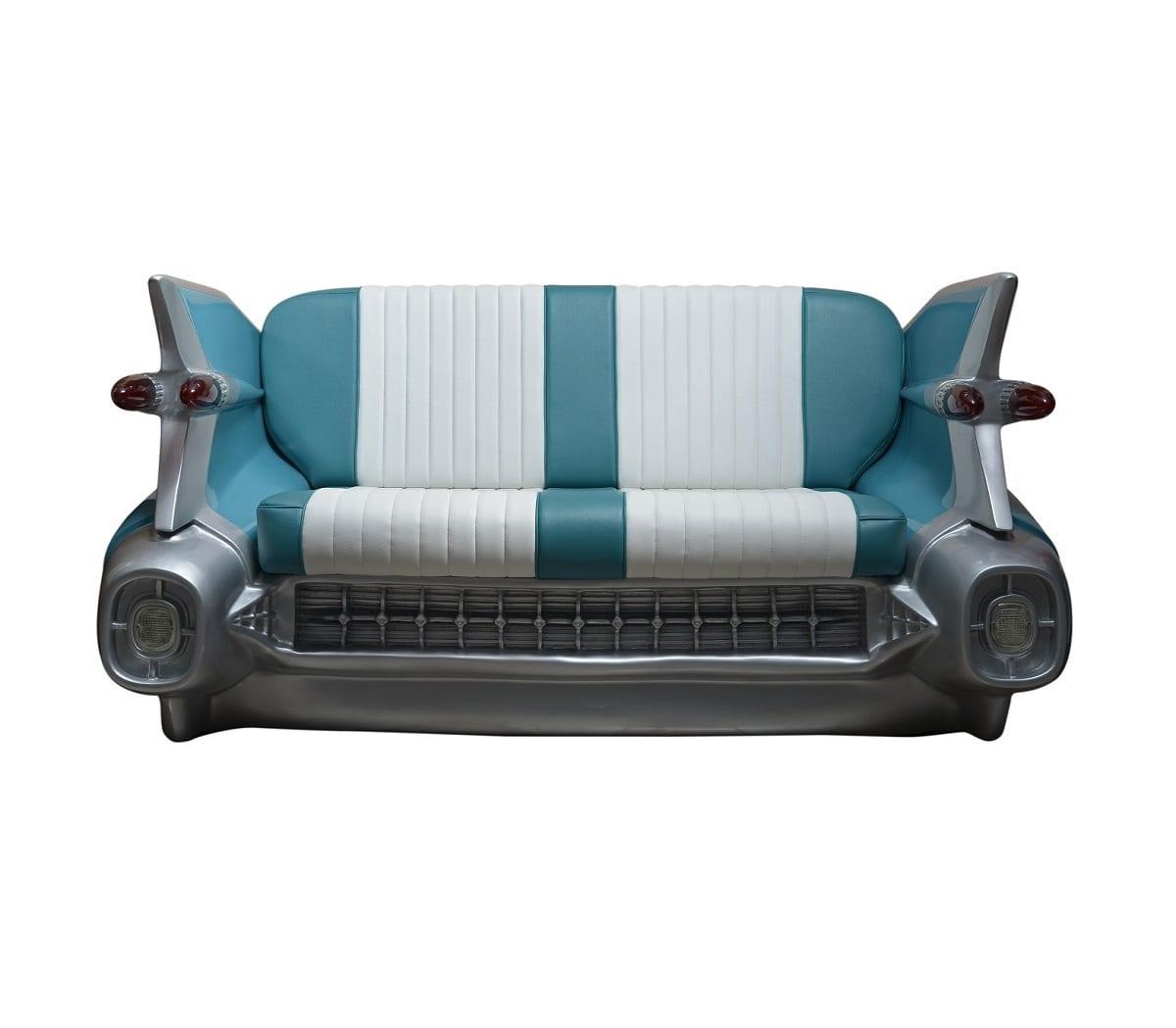 Divano Cadillac Turchese