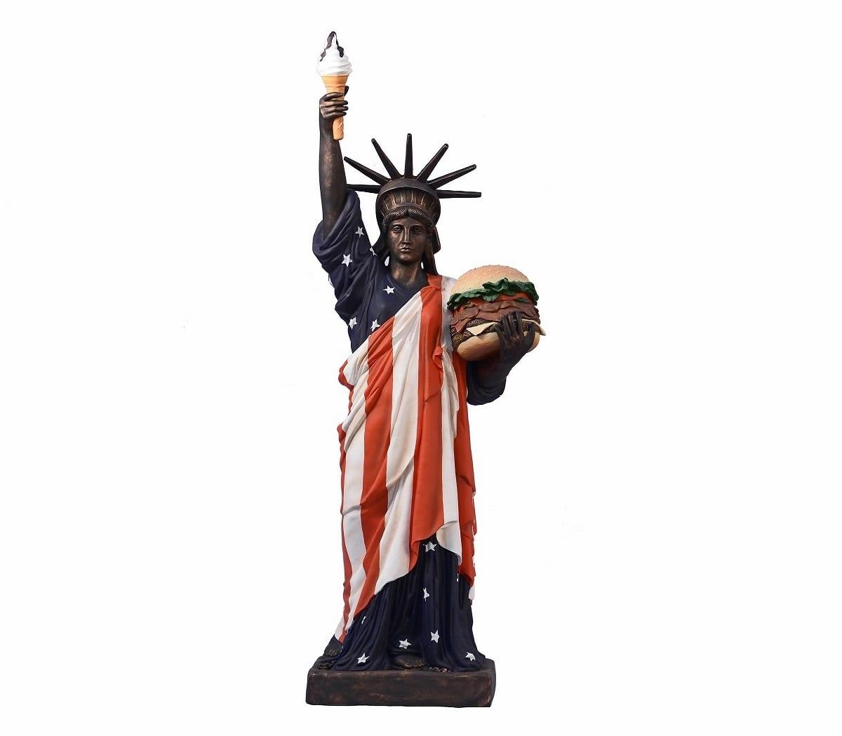 Statua della Libertà (Hamburger)