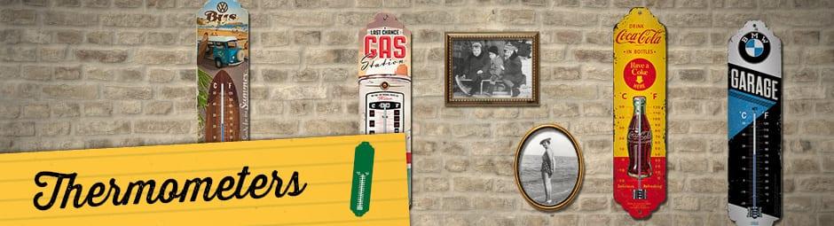 Termometro da Muro Vintage