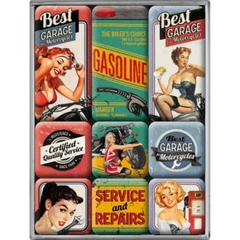 Set di magneti Vintage