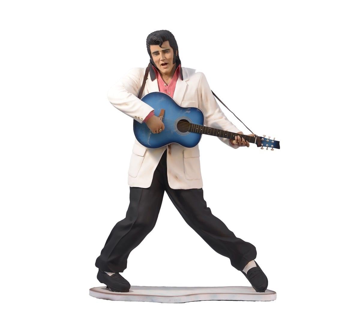 Elvis con chitarra