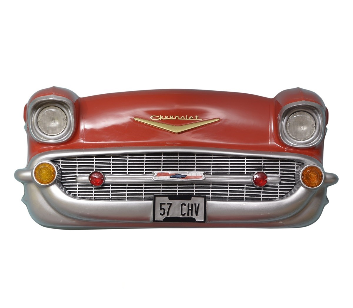 Musetto Chevrolet Chevy 57 Rosso