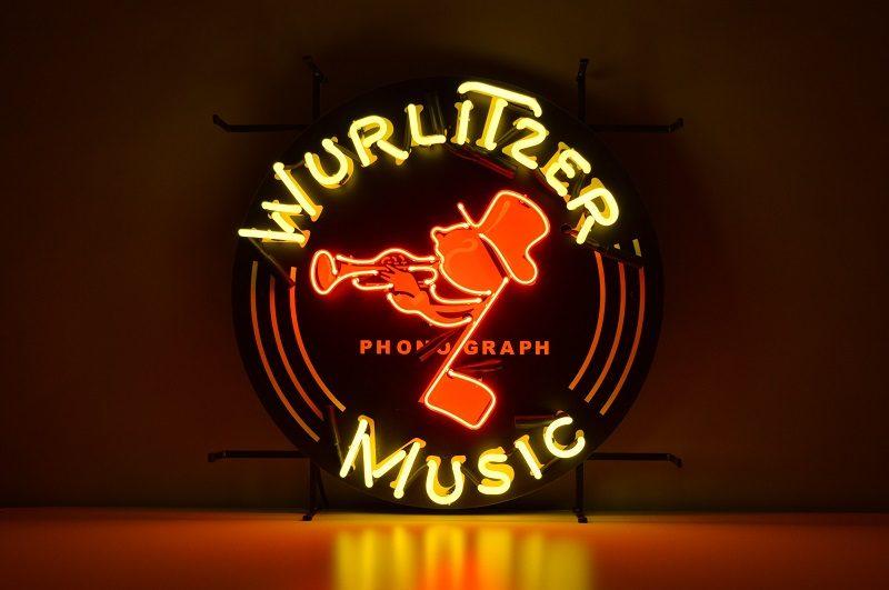Insegna al Wurlitzer (Logo)