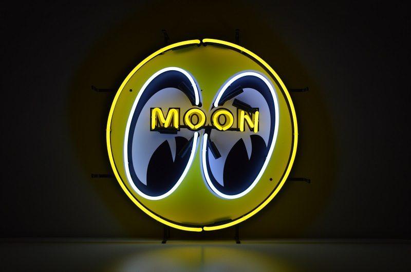 Insegna al Neon Moon