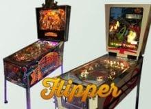 Flipper vintage