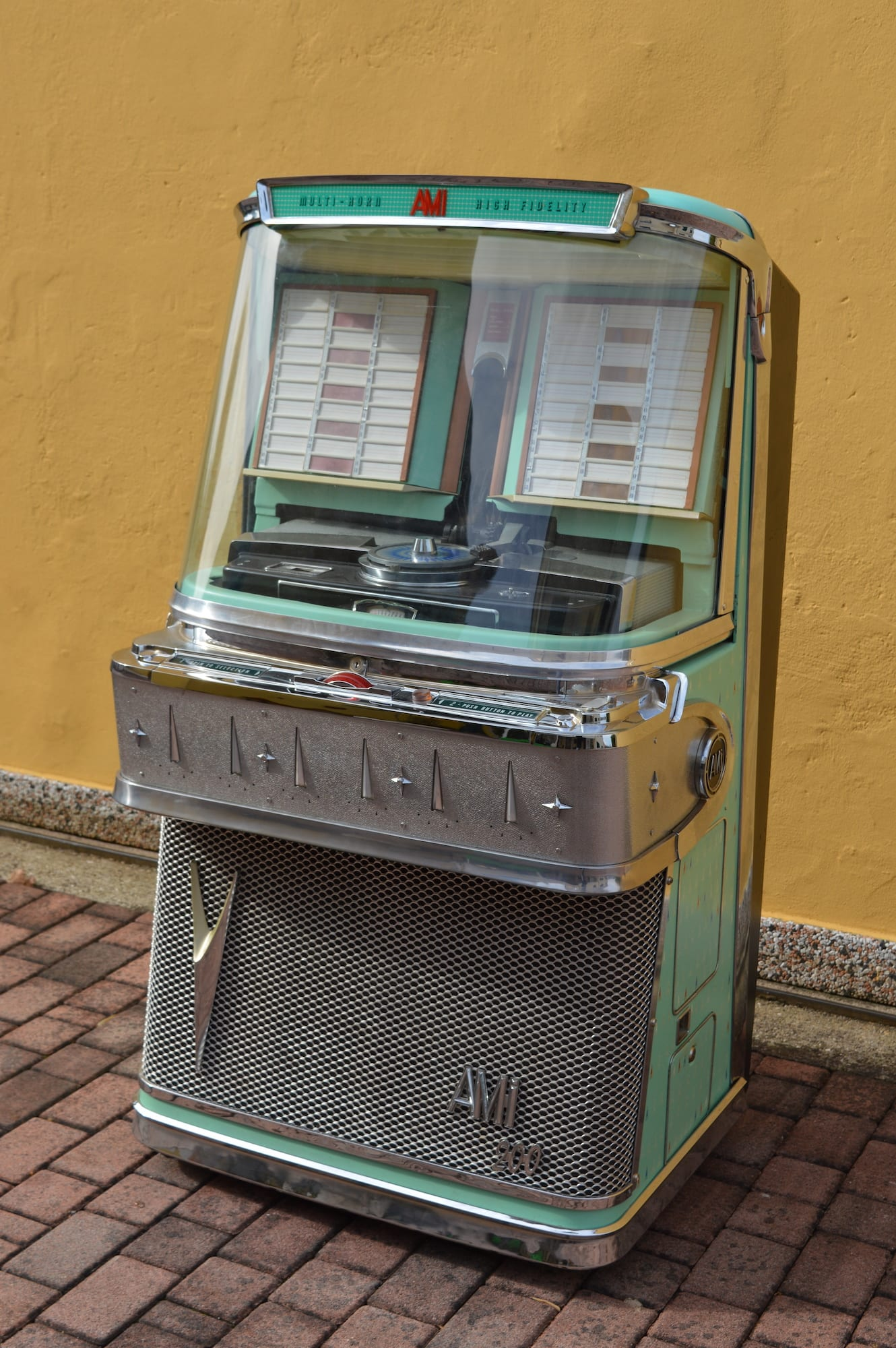 Jukebox Ami I Fascione 100 Selezioni da restaurare