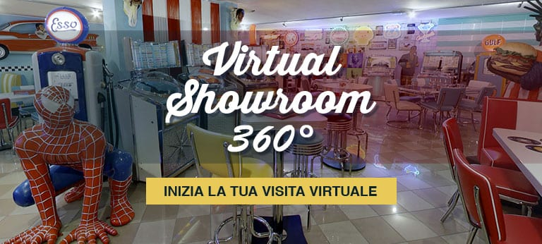 Virtual Showroom 360°