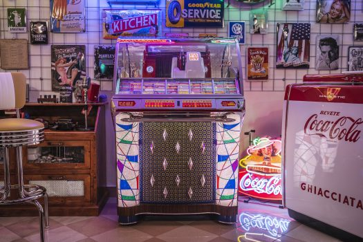Jukebox Seeburg 100W