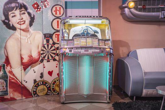 Jukebox Wurlitzer 2000